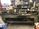 Hendey metal lathe w/6' bed end stock