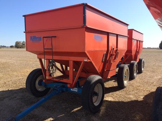 Killbros 390 g. wagon