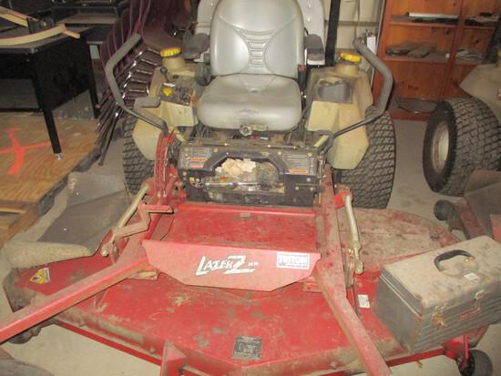 """06-07 Exmark ZXS 25 hp. dsl. 72"""" deck, 2970 hrs."""