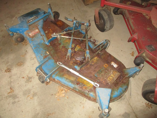 "Ford 914 60"" belly mower"