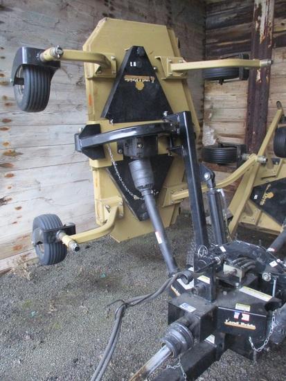 '15 Landpride LPAFM4214 14' hyd. all flex batwing finish mower s.n. 929891