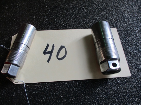 Snap-On 2pc. spark plug sockets