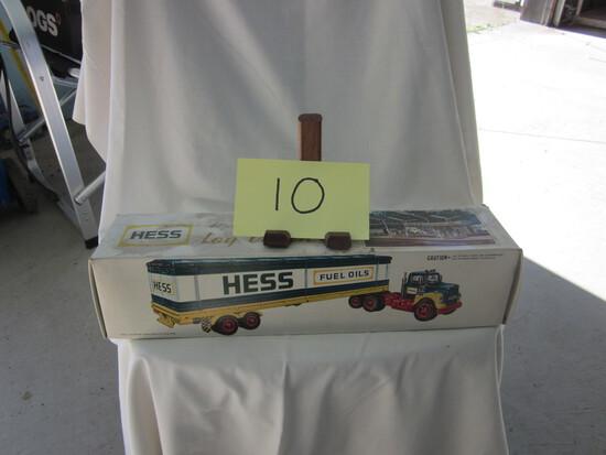Hess Fuel Oil Tank-NIB