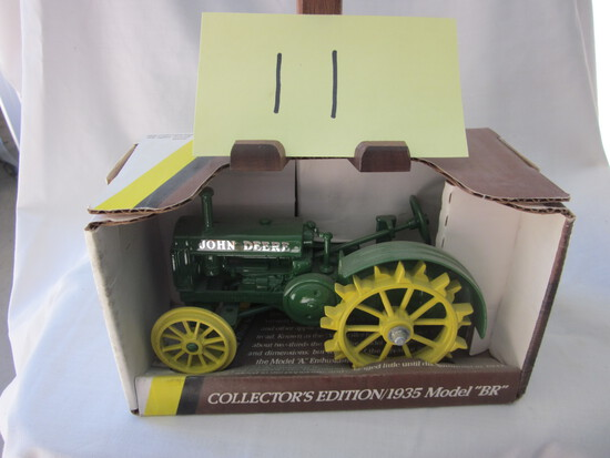 1935 JD BR Tractor-NIB-1:16
