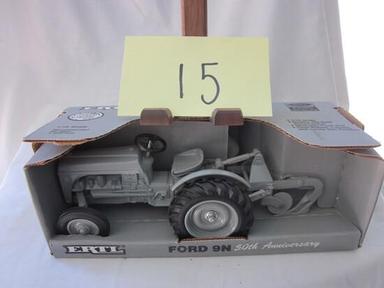 Frod 9N Tractor-50th Anniversary-NIB-1:16