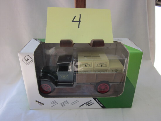 JD Truck Bank-NIB-1:12