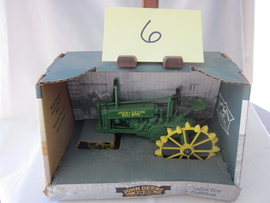 1935 JD B Tractor-NIB-1:43