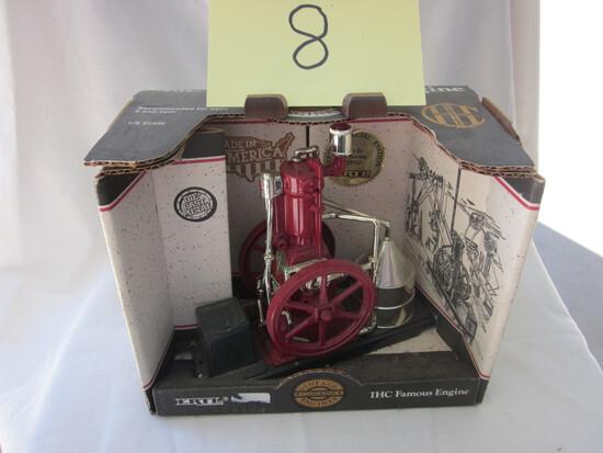 IHC Famous Engine: A Vintage Engine-NIB-1:8