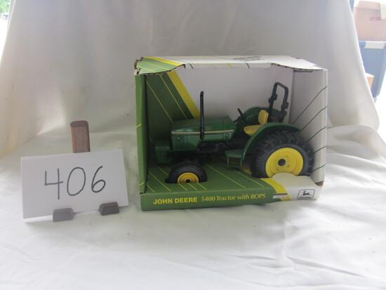 JD 5400 tractor w/rops NIB 1:16