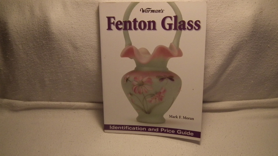 Waimar's Fenton Glass Identification & Price Guide