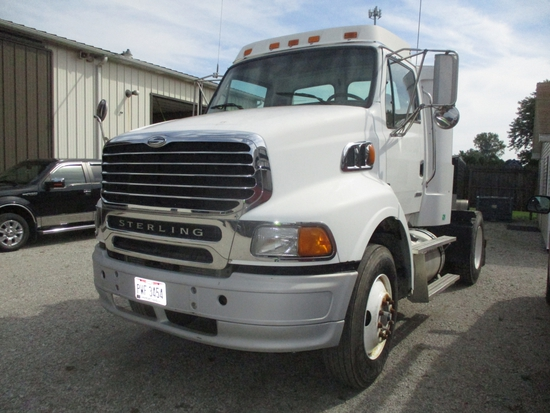2008 Sterling Conventional day cab, air, Road Ranger 10 spd., dsl.,