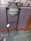 Metal Pitcher Stand