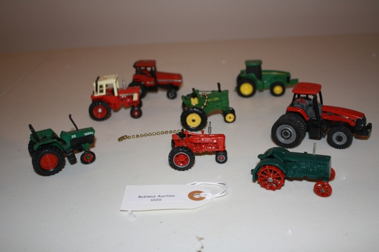 Misc small tractors and light pulls