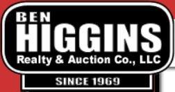 Ben Higgins Realty & Auction Co., LLC