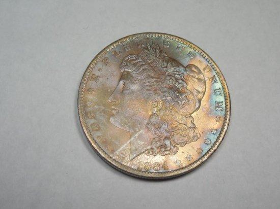 ~MS66 1884-O Morgan Dollar Silver Coin