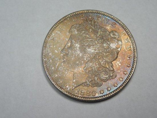~MS66 1880 Morgan Dollar Silver Coin