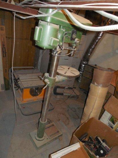 Commercial Grade Chicago Tool Drill Press