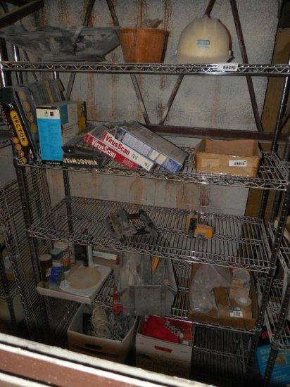 Contents of Shelf Lot