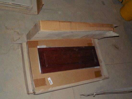 Cabinet Doors in Box