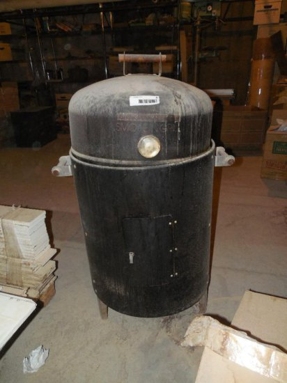 Tall Cylinder Type BBQ Grill