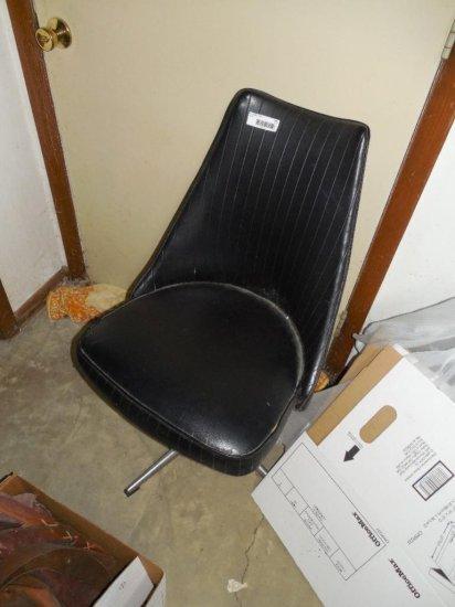 Vintage Black Chair