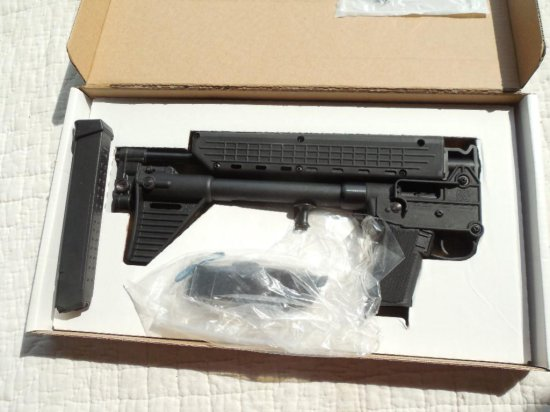 Kel Tec Sub 2000 Rifle in Box w/Accessories 1 Mag