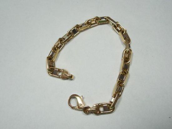 46 gram 14k gold bracelet