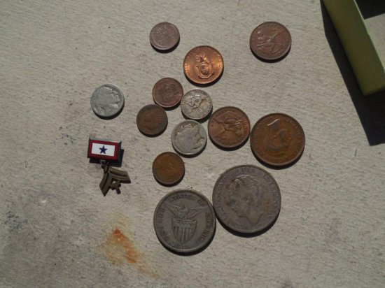 Group Lot of Coins Inc. Silver Philippines Netherlands