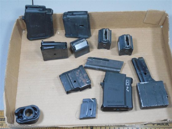 Group Lot Rifle Magazines Inc. Ruger 10/22 Etc
