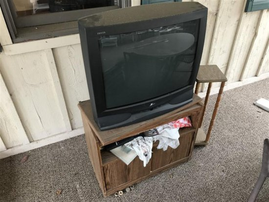 Tv, Stands Lot