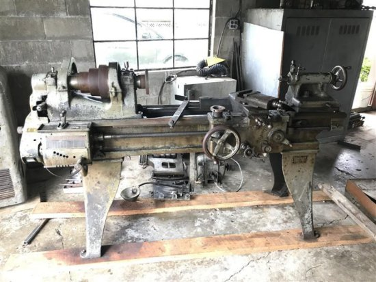 """South Bend Lathe 16"""" Swing 6ft Bed W/large Motor"""