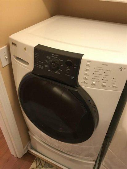 Kenmore Elite Front Load Washing machine - Works HE3