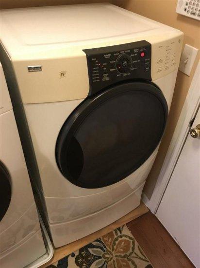 Kenmore Elite Front Load Dryers - Works HE3