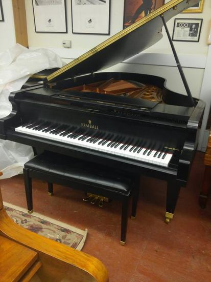 Kimball Grand Piano - Viennese Edition, 6'
