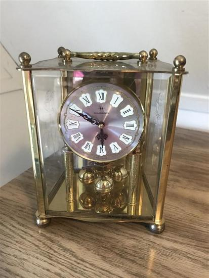 Vintage Hamilton Anniversary Clock
