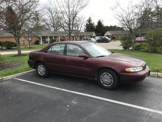2002 Buick Century w/16,700 miles