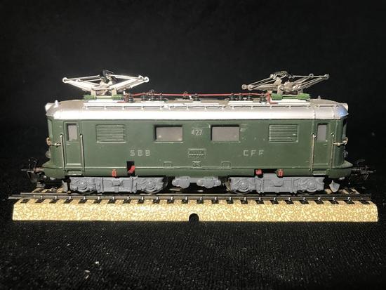 50's Marklin HO Model Railroad Electric Locomotive