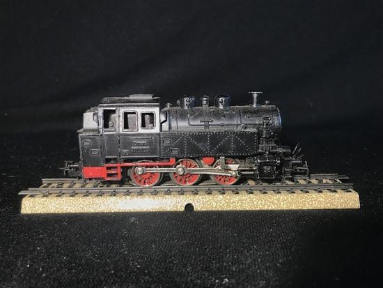 50's Marklin HO Model Railroad Early Locomotive