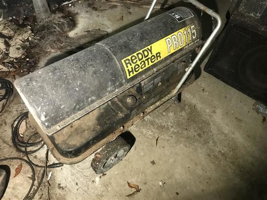 Reddy Heater Pro115 Garage Heater
