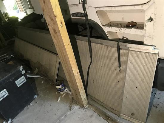 2 Large Metal Loading Ramps - Scrap or Use
