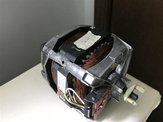 Heavy Electric Motor w/Copper