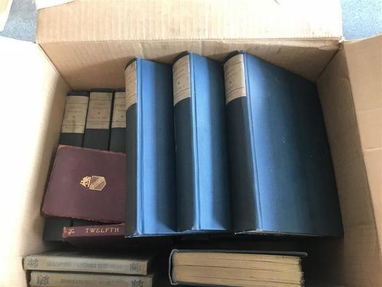 Deluxe Napoleon Book Set by Hazlitt + other Books