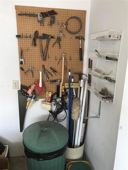 Corner Clean Out Lot Hatchet, Tools Etc