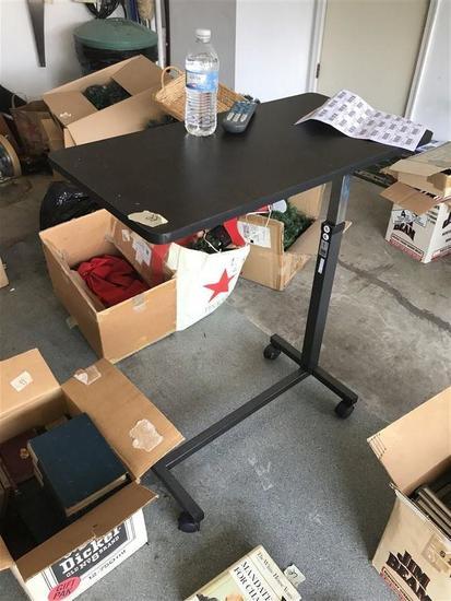 Modern Rolling Adjustable Medical Table