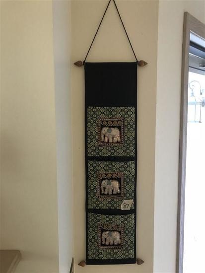 Decorative Wall Hanging - Elephants