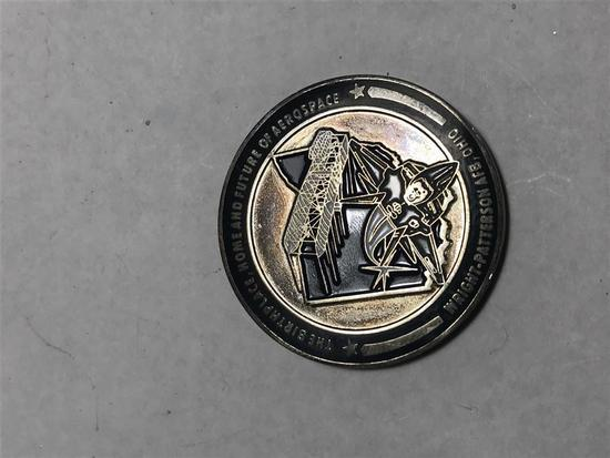 Wright Patterson Air Force Base Service Token