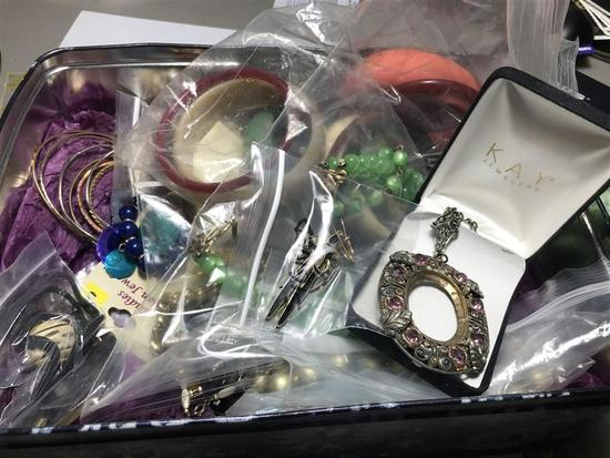Group Lot Vintage Costume Jewelry Inc. Better Pieces