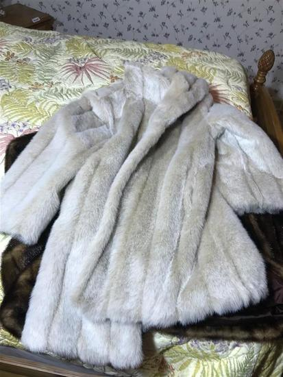 Faux Fur Coat by Terry Lewis Classic Luxuries