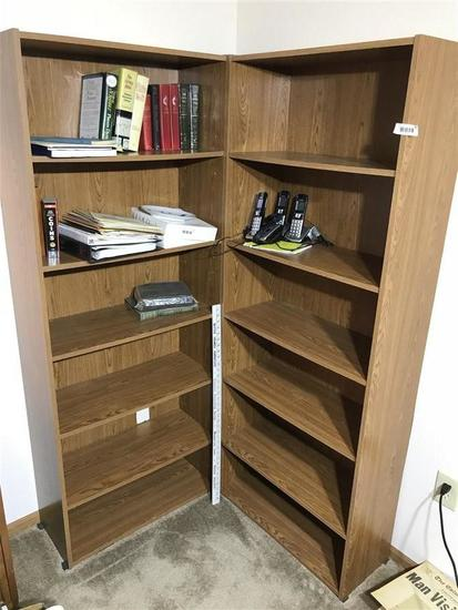 Two Shelves