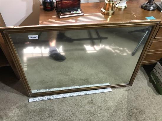 Large Vintage Mirror
